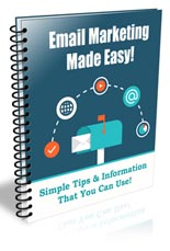 Pay for eMail Marketing Made Easy