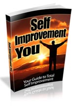 Pay for Self Improvement You