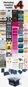 Pay for Marketing Graphics Toolkit V4