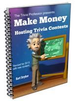 Pay for Make Money Hosting Trivia Contests