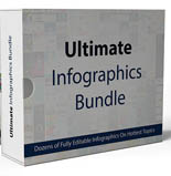 Pay for Ultimate Infographics Bundle