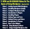 Thumbnail WordPress Basics for 2014