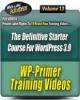 Thumbnail WordPress 39 Training Videos