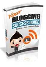 Pay for Your Blogging Success Guide