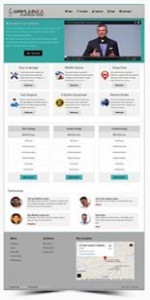 Pay for SimpleBizz WordPress Theme