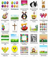 Pay for Easter Vector Images