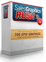 Pay for Sales Graphics Rush 20