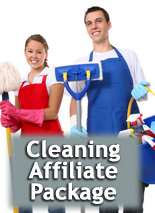 Pay for Cleaning Affiliate Package