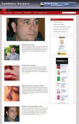 Pay for Cosmetic Surgery Niche Blog