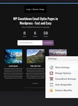 Pay for WordPress OptIn Countdown