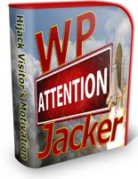 Pay for WordPress Attention Jacker