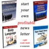 Thumbnail NEWSLETTER / Website Content (PLR) e-coaching
