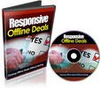 Thumbnail Responsive Offline Deals (with Resell Rights)