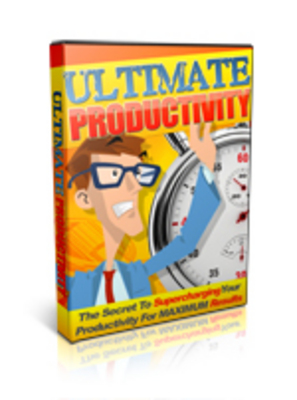 Pay for Ultimate Productivity (with Master Resell Rights)