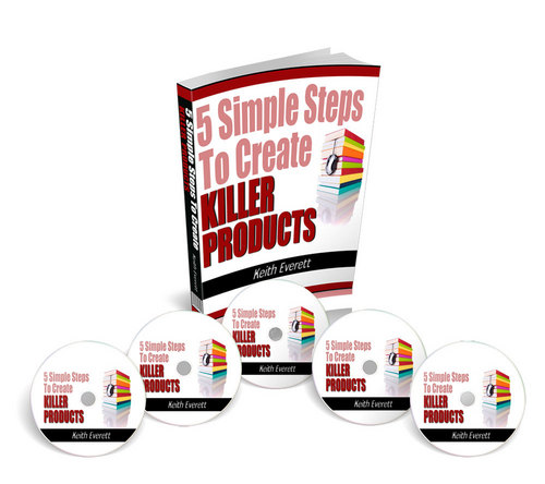 Pay for Creating Killer Products (with Master Resell Rights)