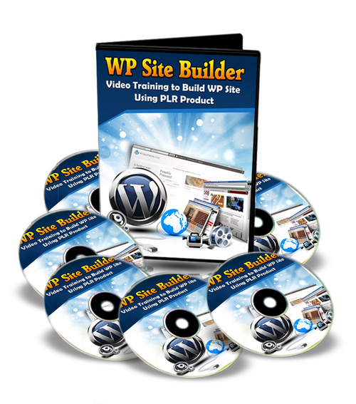 Pay for WP Site Builder (with Master Resell Rights)
