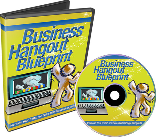 Pay for Business Hangout Blueprint (with Resell Rights)