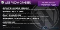 Thumbnail Codecanyon Web Media Grabber.zip