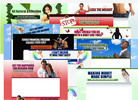 Thumbnail PLR Pack of 10 Minisite Templates
