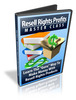 Thumbnail Resell Rights Profits Master Class