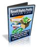 Thumbnail Resell Rights Profits Master Class