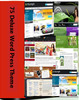 Thumbnail 75 Deluxe WordPress Themes