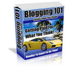 Thumbnail Bloging 101 - Blog To Success