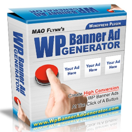 Pay for WP Banner Ad Generator