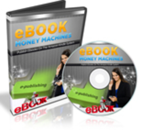 Pay for Ebook Money Machine