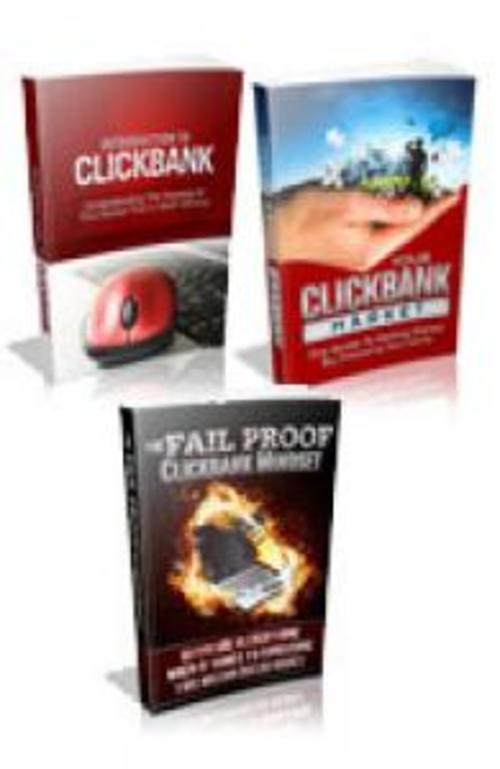 Pay for ClickBank Crash Course Volume 1