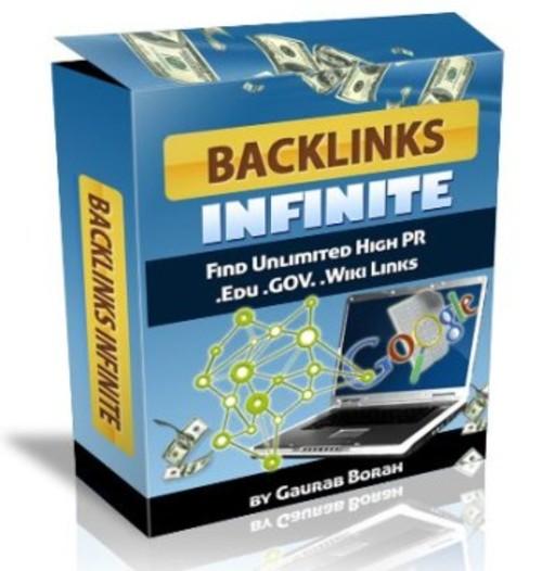 Pay for Backlinks Infinite