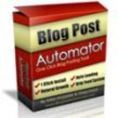 Pay for Auto Blog Posting Script