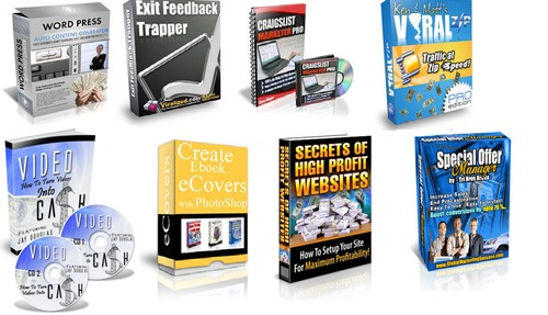 Pay for 50 Awesome Internet Marketing Product With OTO Sales Page