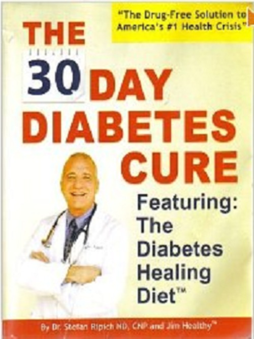 Pay for The 30 Day Diabetes Cure