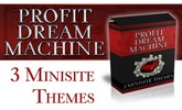 Thumbnail Profit Dream Machine Template Pack with Private Label Rights