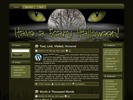 Thumbnail Halloween Scary WP Theme with Master Resell Rights