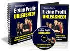 Thumbnail E-Zine Profit Unleased With Master Resell Rights