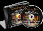 Royalty Free Music Explosion with Master Resell Rights