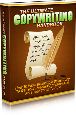 Pay for The Ultimate Copywriting Handbook with Master Resell Rights