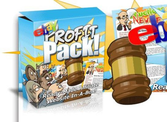 Pay for eBay Profit Pack with Master Resell Rights
