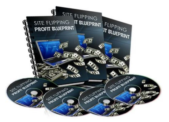 Pay for Site Flipping Profit Blueprint with Master Resell Rights