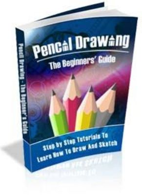 Pay for Pencil Drawing- A Beginners Guide + Bonus Audio Included wit