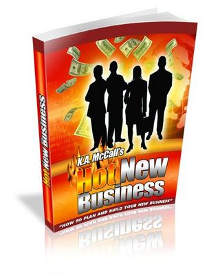 Pay for Hot New Business With Master Resell Rights