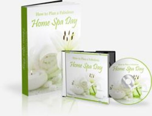 Pay for Home Spa Day With Master Resell Rights