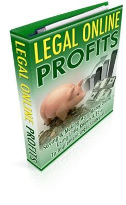 Pay for Legal Online Profits with MasternResell Rights