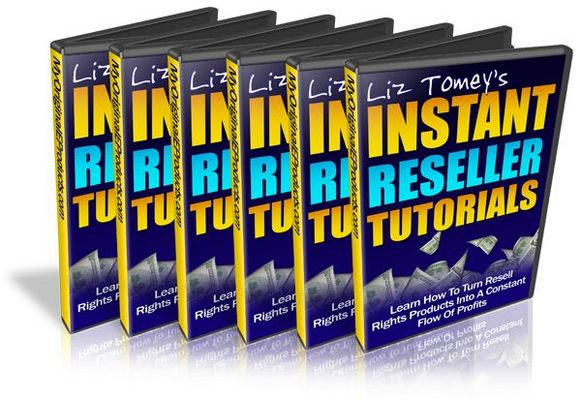 Pay for Instant Reseller Tutorials with Master Resell Rights