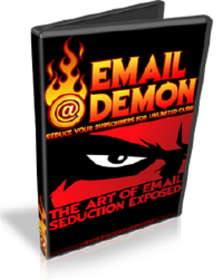 Pay for Email Demon  with Master Resell Rights