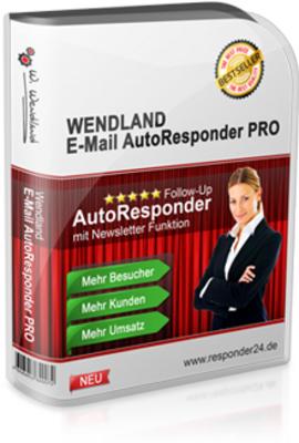 Pay for Wendland E-Mail Follow-Up AutoResponder v.3 (Deutsch)