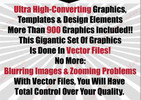 Thumbnail Largest Graphic Design Templates Packages Collections Part 1