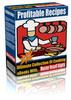 Thumbnail Profitable Recipes e-Book Package